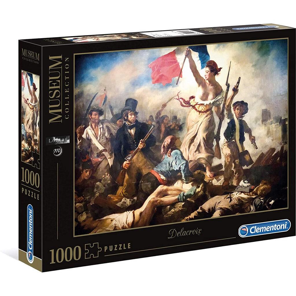 Puzzle Delacroix