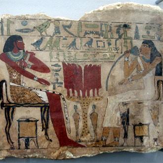 Puzzle Egitto Stele Di Nemtiui
