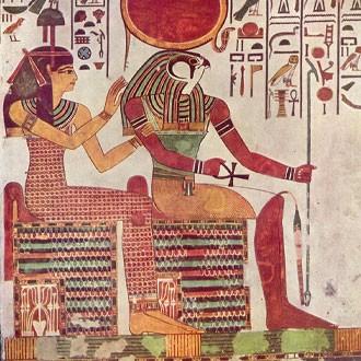 Puzzle Egitto Tomba Di Nefertari