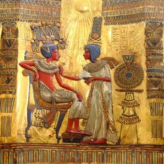 Puzzle Egitto Trono Egiziano