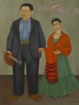 Puzzle Frida E Diego Rivera