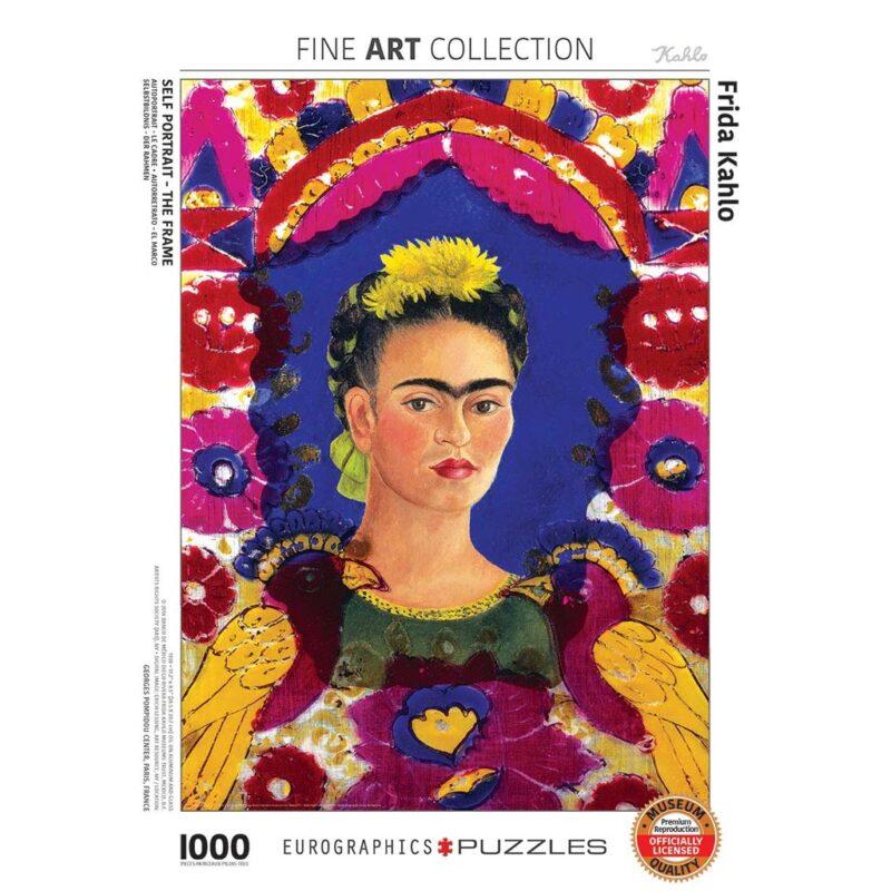 Puzzle Frida Kahlo Autoritratto