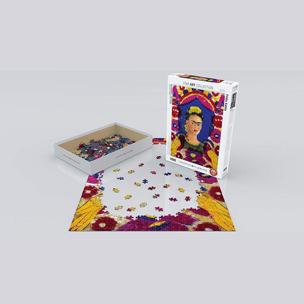 Puzzle Frida Kalho