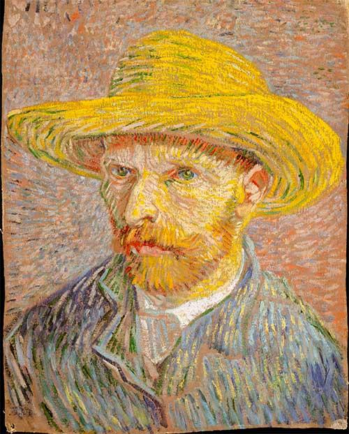Puzzle Girasoli Van Gogh 1000 Autoritratto Autore