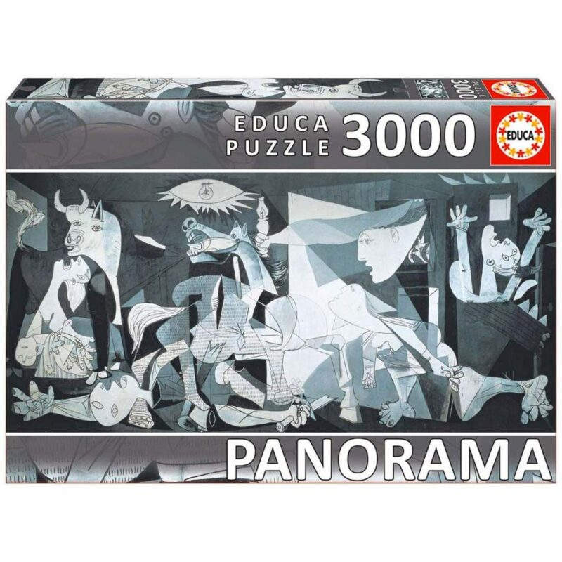 Puzzle Guernica