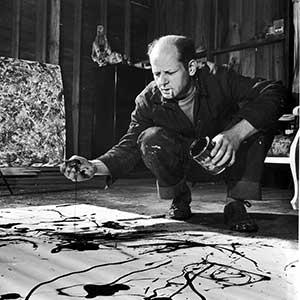 Puzzle Jackson Pollock