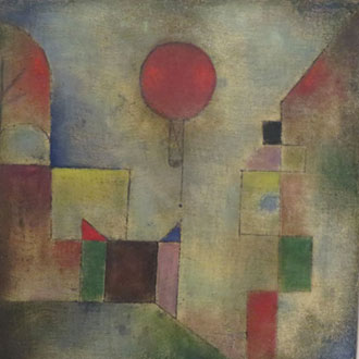 Puzzle Klee Palloncino Rosso