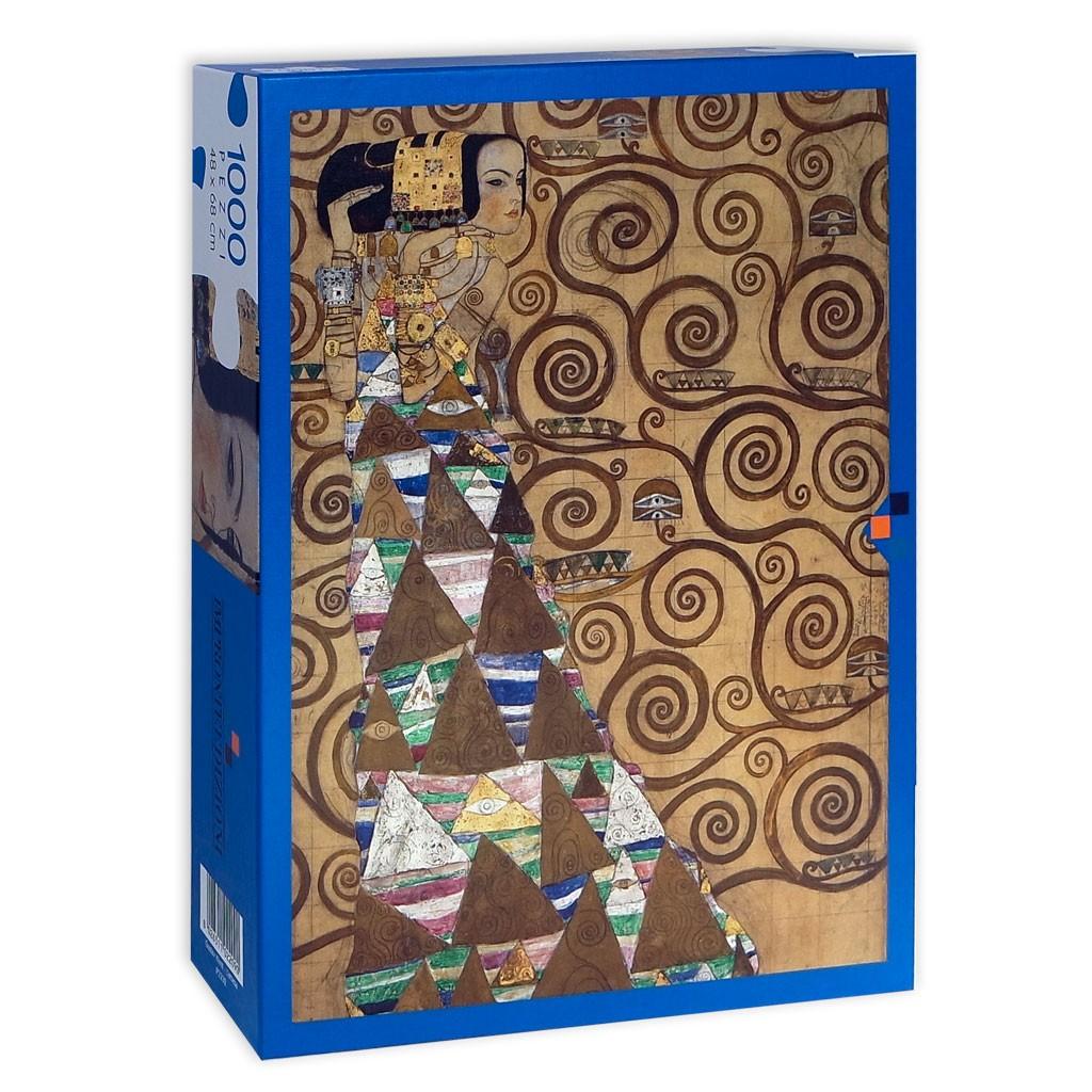 Puzzle Klimt l'attesa