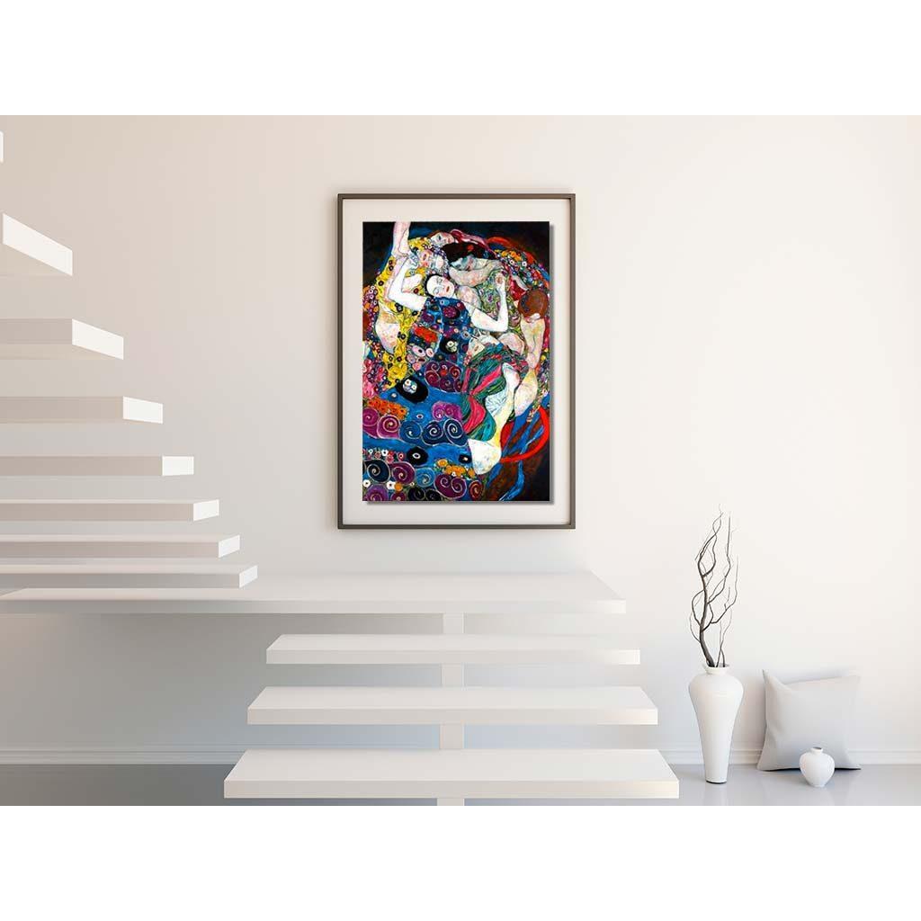 Puzzle Klimt La Vergine Opera Arte Puzzle 1000 Pezzi Quadro