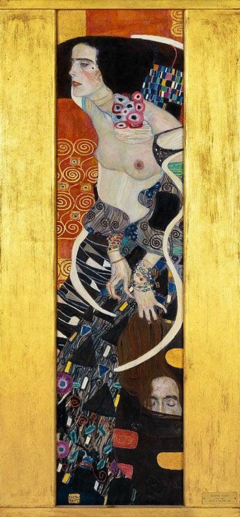 Puzzle Klimt Ritratto Giuditta