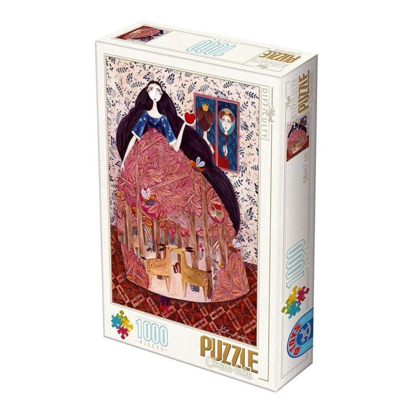 Puzzle Kurti Snow White