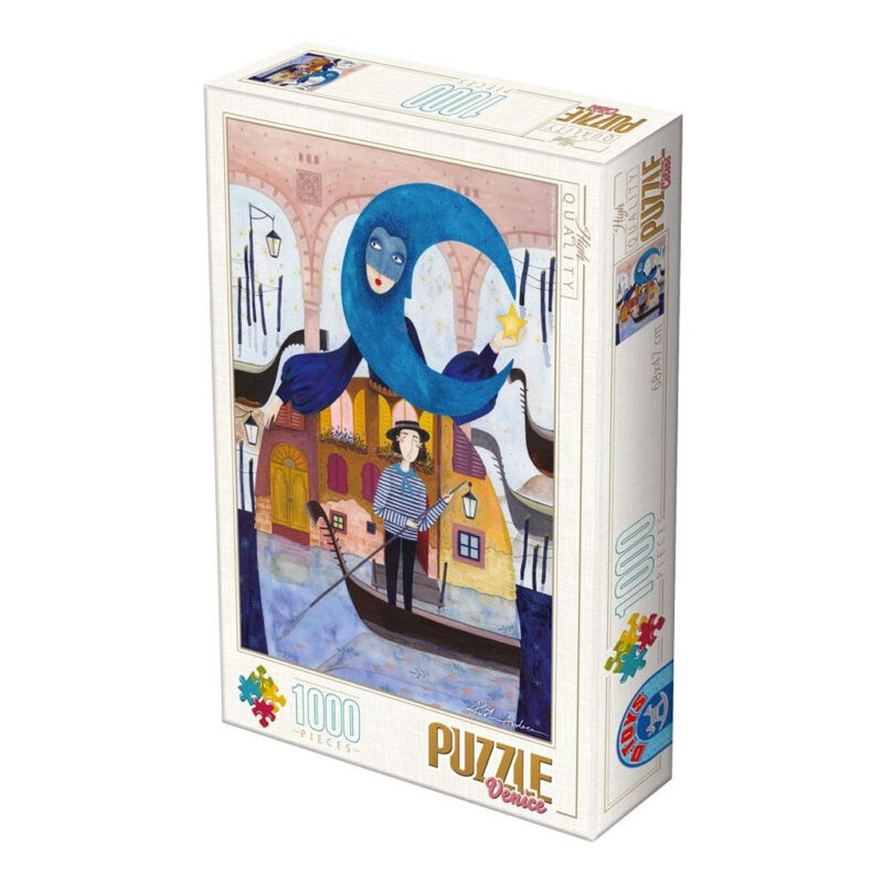Puzzle Kurti Venezia
