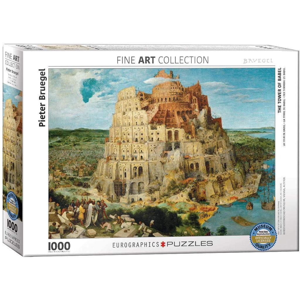 Puzzle La Torre Di Babele