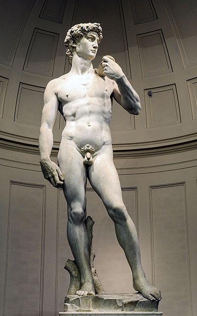 Puzzle Michelangelo David