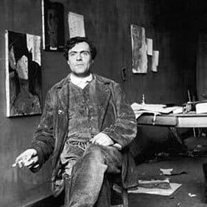 Puzzle Modigliani