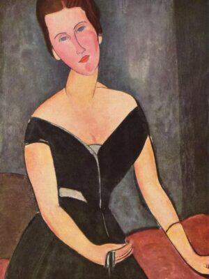 Puzzle Modigliani Ritratto