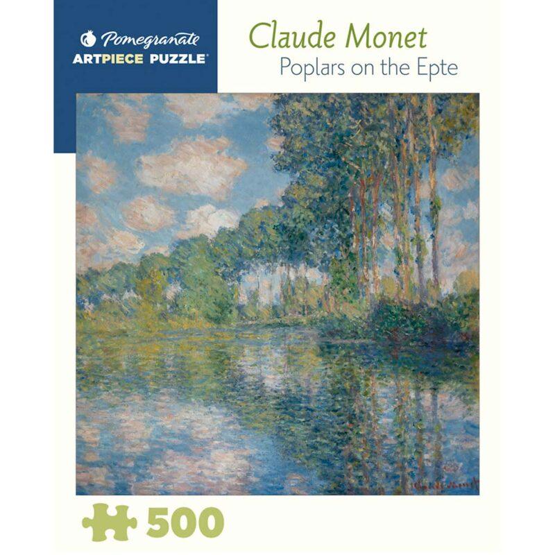 Puzzle Monet Pioppi