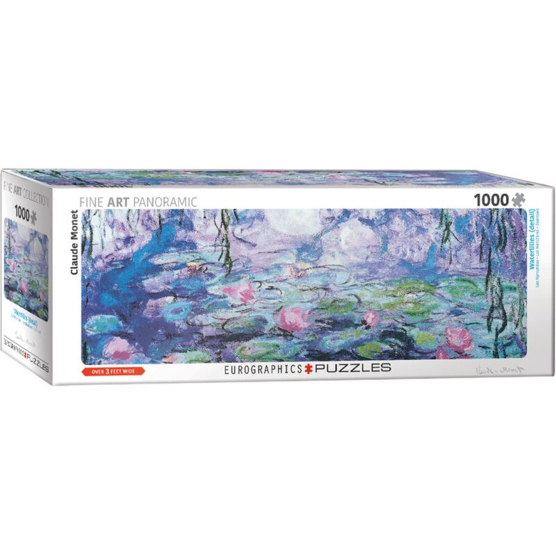 Puzzle Monet Water Lilies