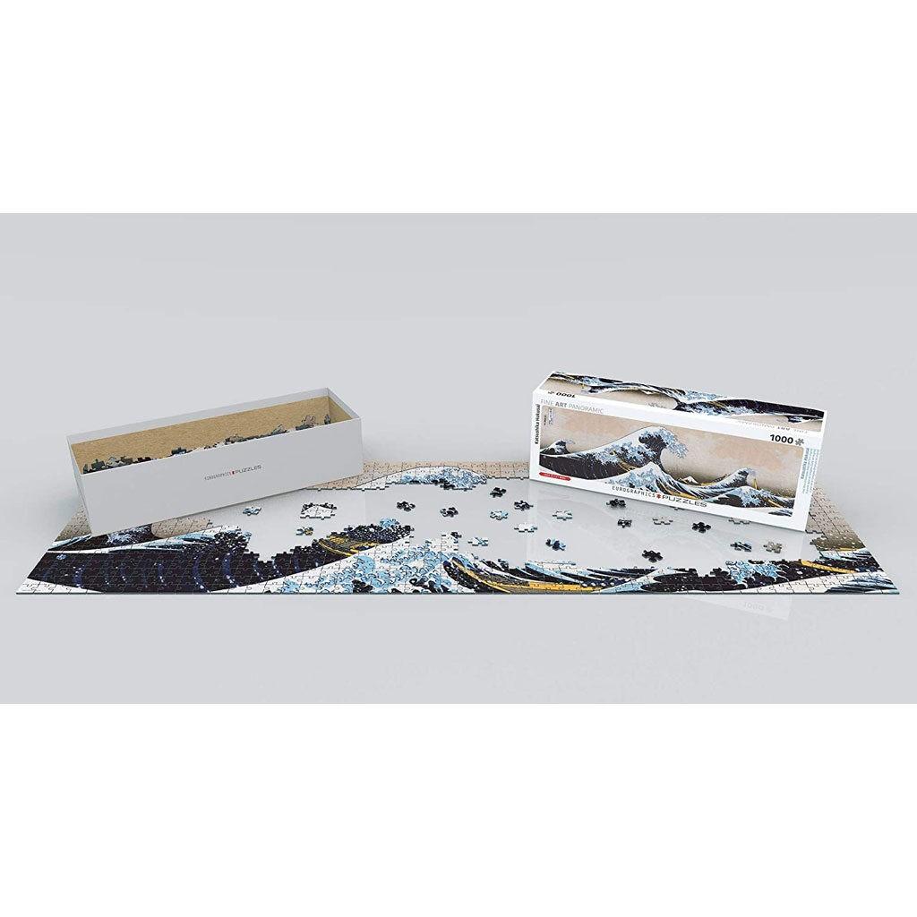 Puzzle Onda Hokusai