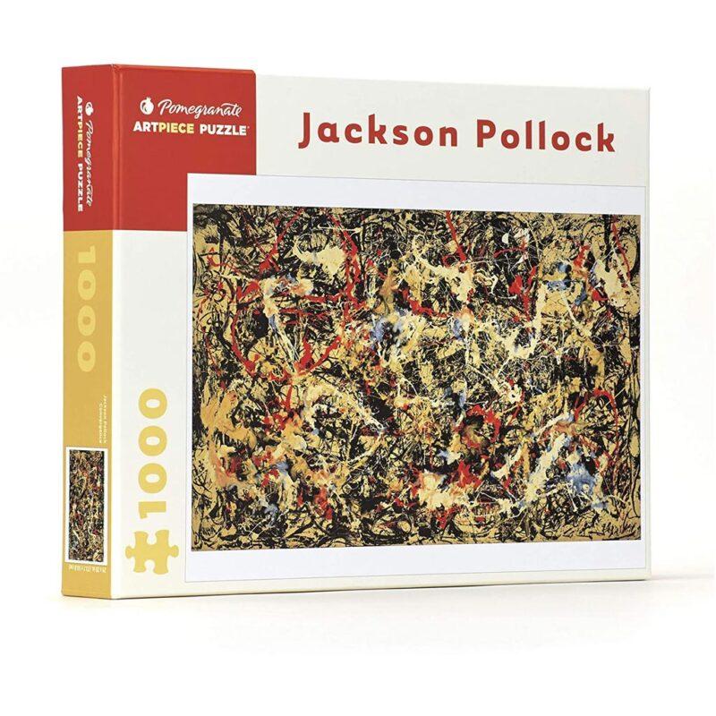 Puzzle Pollock