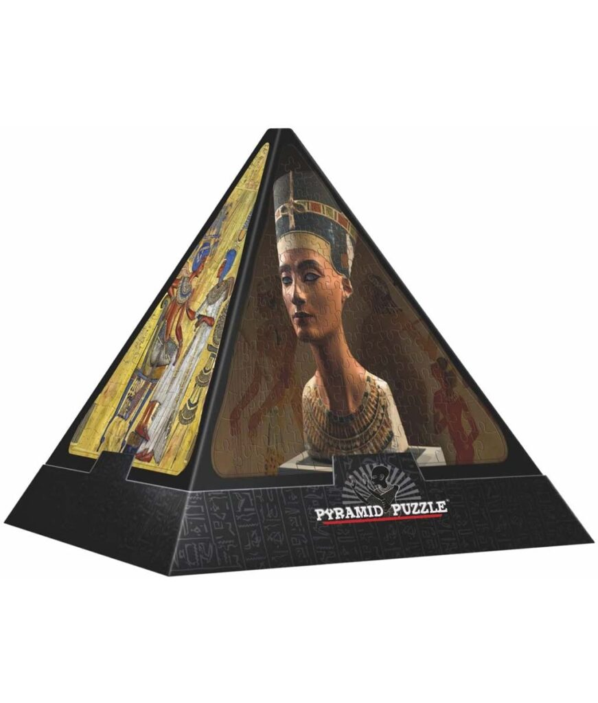 Puzzle Pyramid Arte