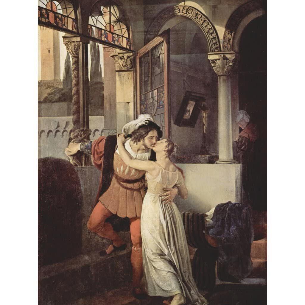 Puzzle Romeo E Giulietta Hayez