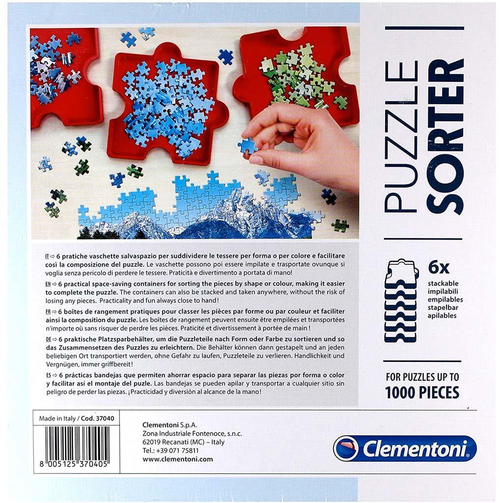 Puzzle Sorter Accessori