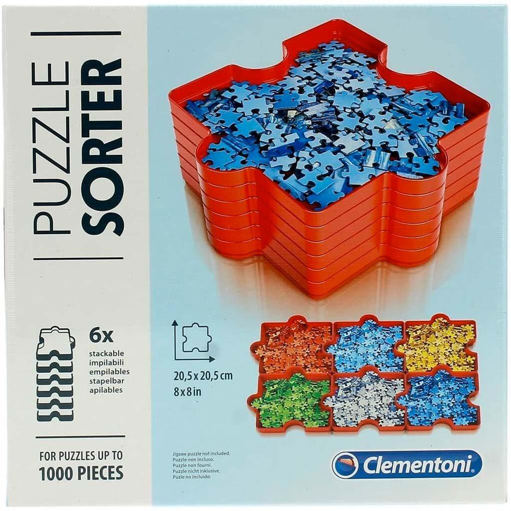Puzzle Sorter Vaschette