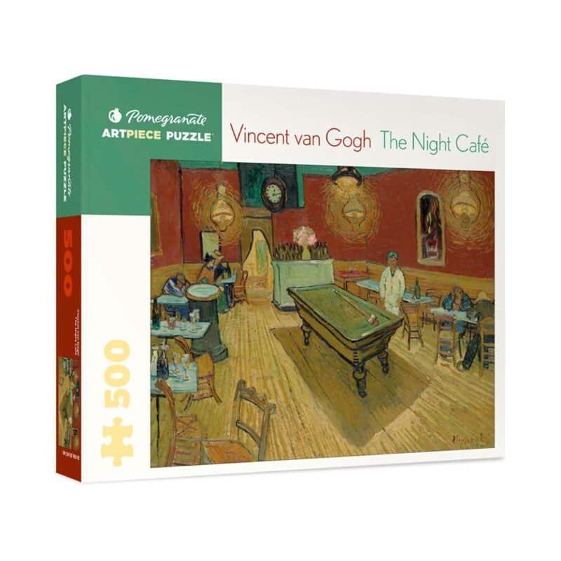 Puzzle Van Gogh Il Caffè Di Notte