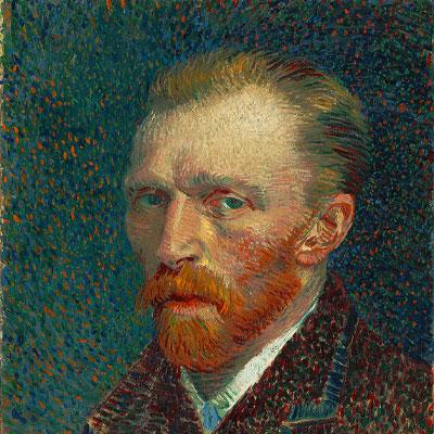 Puzzle Van Gogh Ritratto