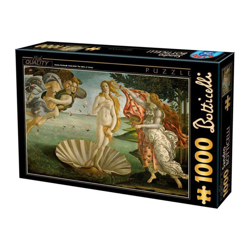 Puzzle Venere Di Botticelli
