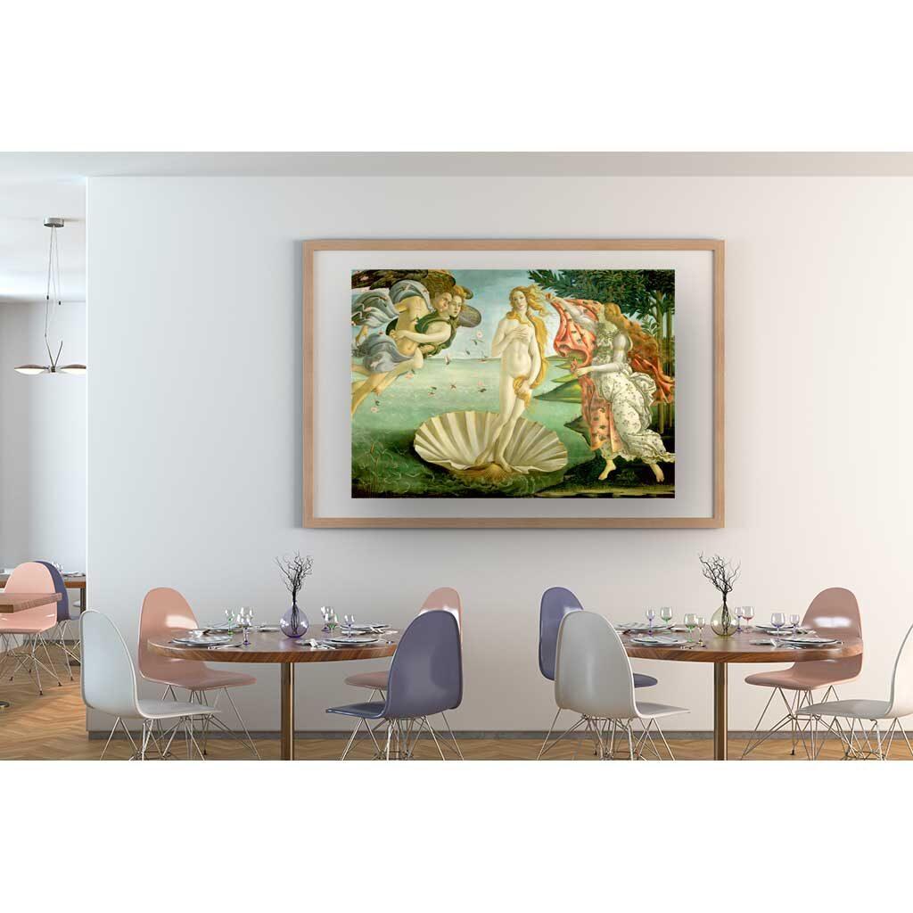 Puzzle Venere Di Botticelli Quadro