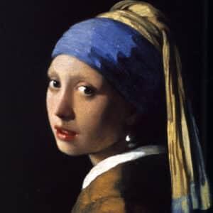 Puzzle Vermeer Volto La Ragazza Con Orecchino Di Perla