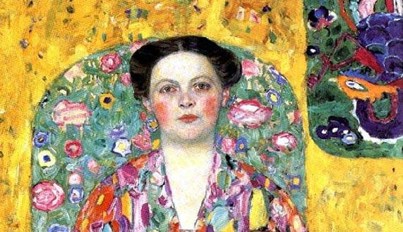 Ritratto Eugenia Primavesi Klimt