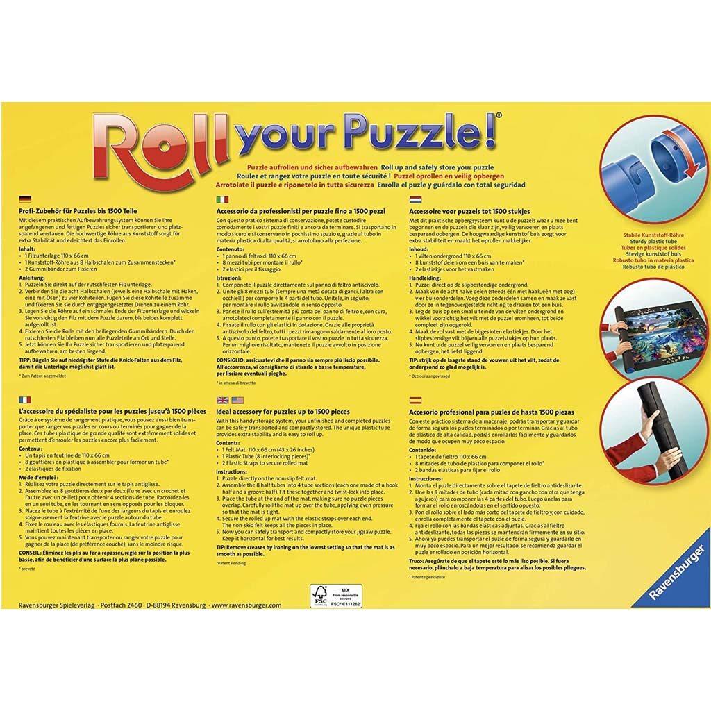 Tappeto Per Puzzle