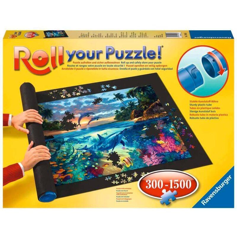 Tappeto Per Puzzle Ravensburger 300 1500 Pezzi