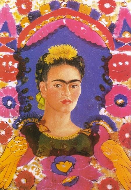 The Frame Frida Kahlo Autoritratto
