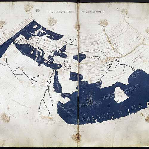 Tolomeo Map